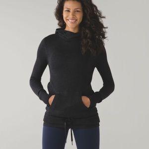 LULULEMON Sweet Savasana Pullover Sweater Hooded